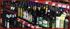 Olive Oils and Vinegars