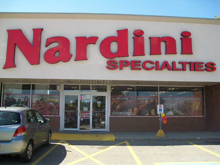 Nardinis Specialties Stoney Creek