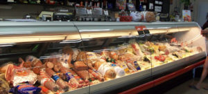 Fresh Deli with Meats and Cheeses